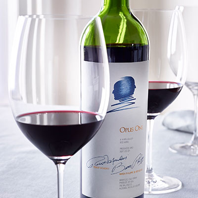 Opus One Wine Pairing Dinner