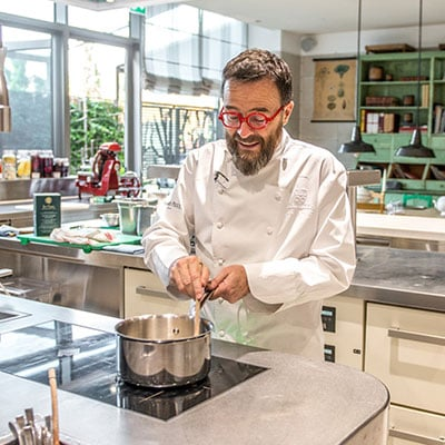 Michelin Star Chef Weekend - Giancarlo Morelli