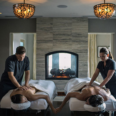 Valentine Couples Spa Retreat
