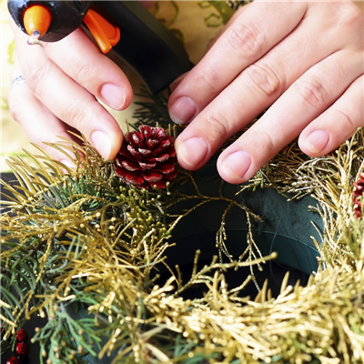 Holiday Wreath Classes